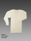 Herren-Hemd mit langem Arm